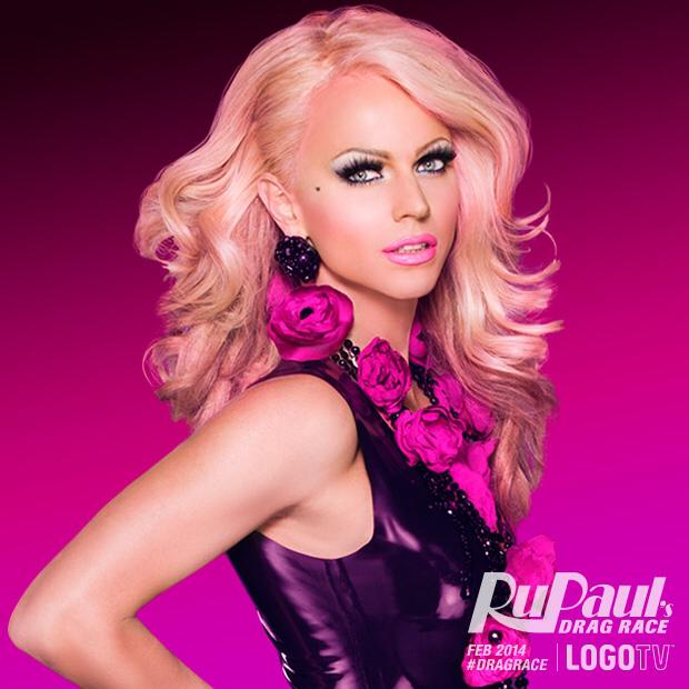 Courtney Act - Rupauls Drag Race