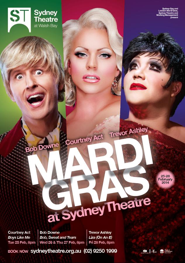 Mardi Gras @ Sydney Theatre