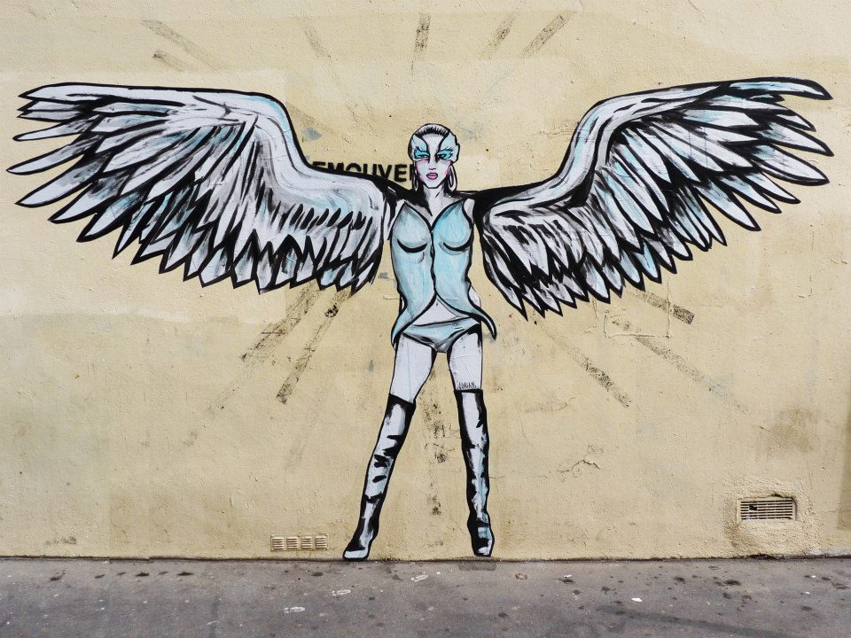 Suriani Street Art