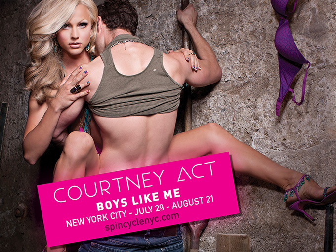 Boys Like Me in NYC - for a whole month!