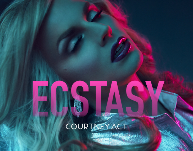 Ecstasy, the first single off Kaleidoscope is here!