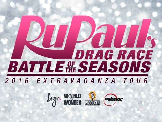 RuPaul's Drag Race Battle Of The Seasons Tour
